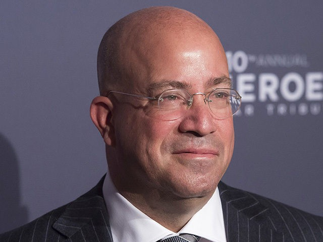 Jeff Zucker attend the 10th Annual CNN Heroes: An All-Star Tribute at the American Museum of Natural History on Sunday, Dec. 11, 2016, in New York. (Photo by Charles Sykes/Invision/AP)