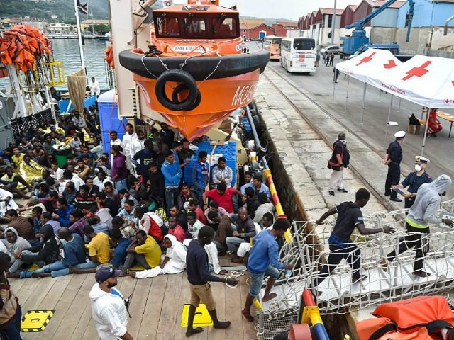 NGO operated boats bring more rescued illegal immigrants to Italy
