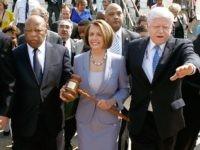 Nancy Pelosi gavel (Chip Somodevilla / Getty)