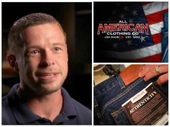 american clothing america