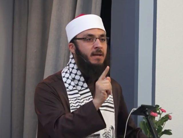 Sheikh Ammar Shahin Islamic Center of Davis (Davis Masjid / Screenshot / YouTube)