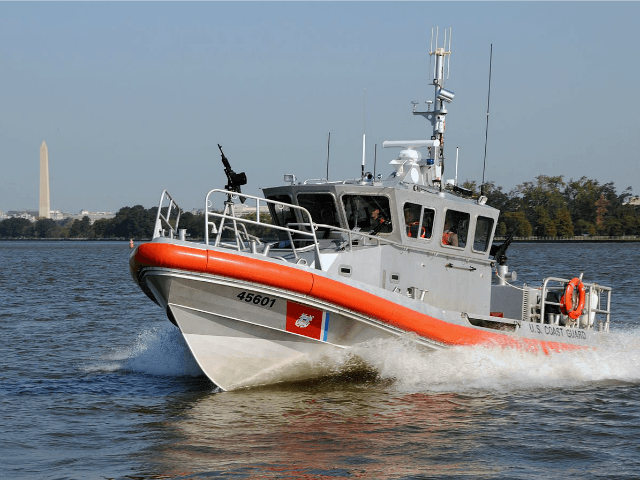 , Good Samaritan, Coast Guard Rescue Boaters After Propeller Injures One, Nzuchi Times Breitbart