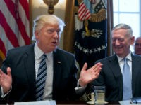 Mattis Told Intel. Chief 'Collective Action' May Be Needed