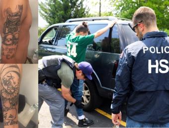 ACLU Sues ICE for Arresting Suspected Alien Teen Gang Members