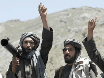 U.S. Has Bombed More Afghan Jihadists in 2017 Than Any Year Since 2012