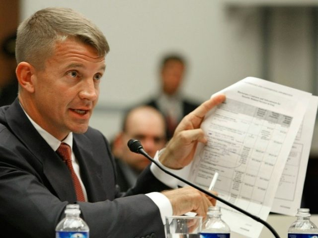 Image result for erik prince trump