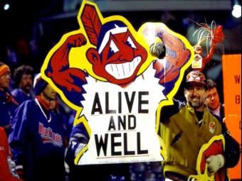 Sports Media Ruins Cleveland Indians' Winning Season Because of 'Racist Logo'