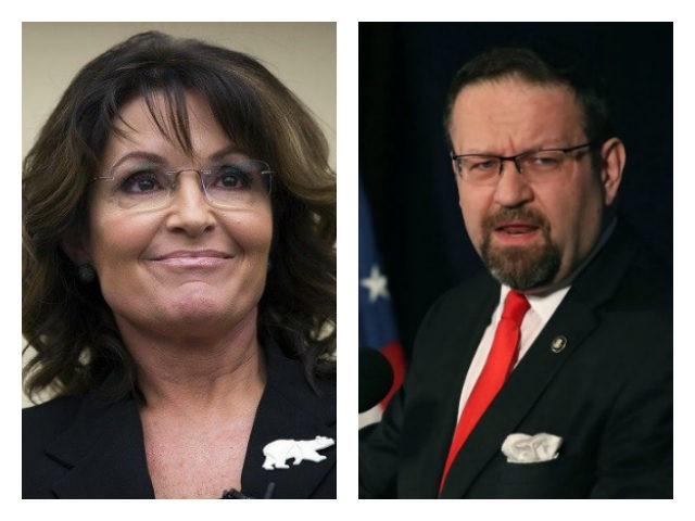 Palin and Gorka collage