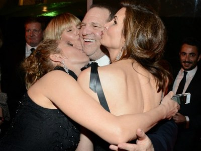 Image result for harvey weinstein with women