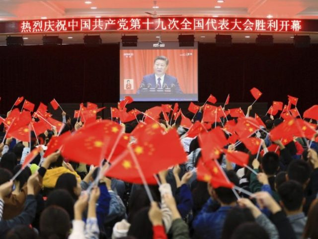 , China: Communism 'Inextricably Linked to Christianity', Nzuchi Times Breitbart