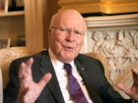 US Senator Patrick Leahy is such a huge fan of Batman he has made cameo appearances in five of the franchise's movies