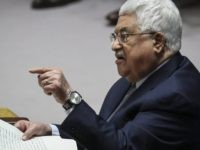 Mahmoud Abbas (Drew Angerer / Getty)