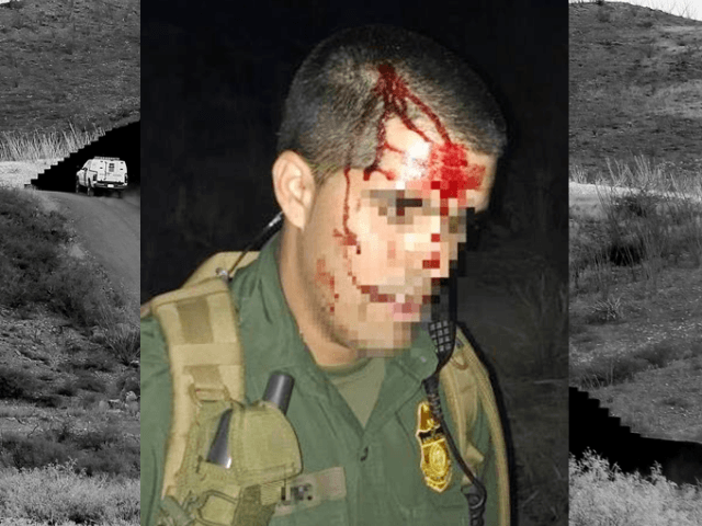 Border Patrol Agent Assaulted by Honduran Illegal Alien