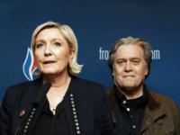 Stephen K. Bannon Declares Marine Le Pen Leader of Europe's Populist Movement