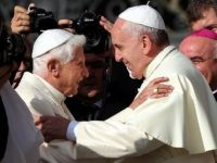 Vatican Admits to Photo-Shopping Letter of Benedict's Praise for Francis