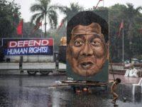 In December, Philippine President Rodrigo Duterte told human rights groups criticising his deadly anti-drug war to
