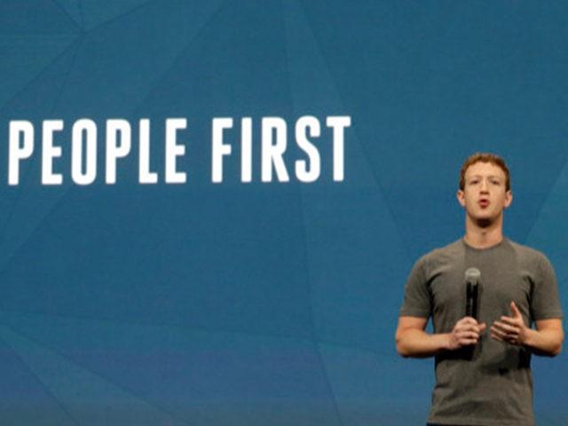 Mark Zuckerberg CEO of Facebook