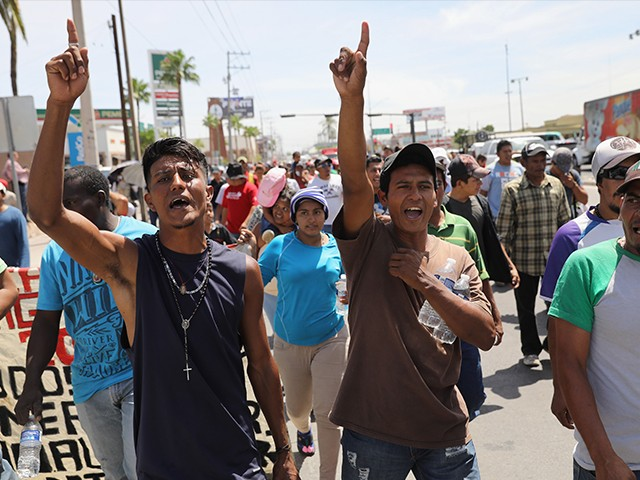 , DHS: Returning Deported Migrants Need Federal Aid for Housing, Nzuchi Times Breitbart