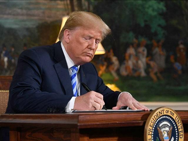 Trumps 8.-Mai-Entscheidung