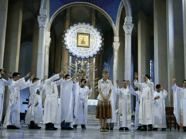 Fox Priests Nuns