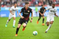 Germany midfielder Kai Havertz ended Bayer Leverkusen's losing streak at the start of the season with the winning goal in a 1-0 home victory over Mainz on Sunday to lift his team out of the Bundesliga's relegation places.