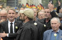 German authorities take aim at far-right party's youth wing
