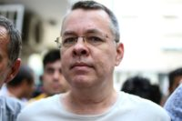 The detention of US pastor Andrew Craig Brunson has sparked a crisis between Turkey and its NATO ally the United States