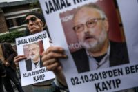 """Saudi Arabia said journalist Jamal Khashoggi died when talks at its Istanbul consulate deteriorated into a """"brawl and a fistfight"""""""