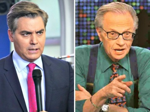 Larry King Hits Network: CNN 'Stopped Doing News a Long ...