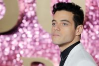 Actor Rami Malek, pictured at the 'Bohemian Rhapsody' world premiere in October 2018