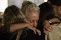 The Latest: Calif. shooting survivor was at Vegas massacre