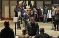 Trump triggers massive midterm turnout