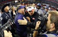 Former Ole Miss coach Hugh Freeze hired as Liberty coach