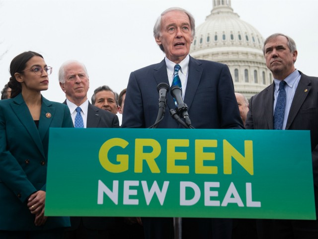 , Far-Left Senate Democrats: Keep Climate Provisions in Infrastructure Bill, Nzuchi Times Breitbart