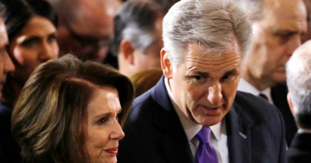 , Kevin McCarthy Will Strip GOP Members of Committee Assignments for Serving on Pelosi's January 6 Committee, Nzuchi Times Breitbart