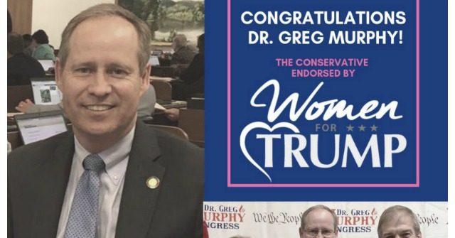 Dr Greg Murphy Wins GOP Nomination in North Carolina