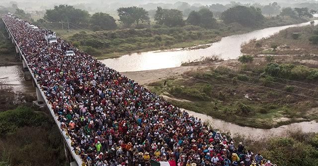 , Donald Trump: Joe Biden Facilitating 'Greatest Border Disaster in History', Nzuchi Times Breitbart