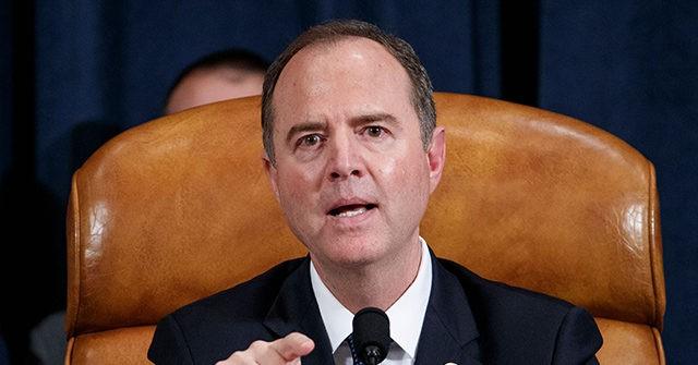 , Schiff Demands Investigation: DOJ Must 'Clean House' After Trump, Nzuchi Times Breitbart