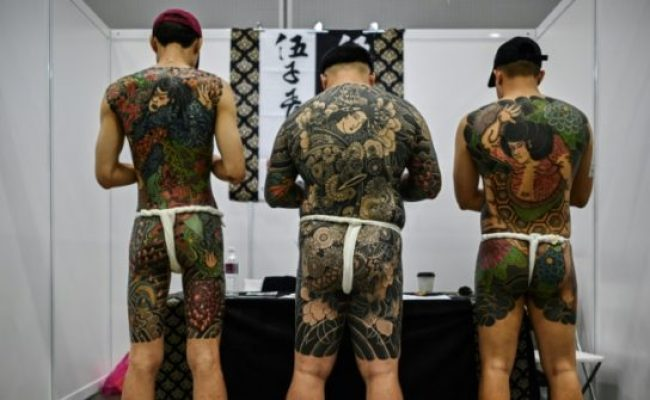 Malaysia Slams Tattoo Expo As Porn Over Half Naked Pics