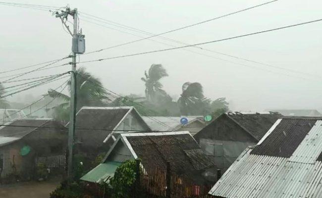 Evacuations Airport Closure As Typhoon Kammuri Hits