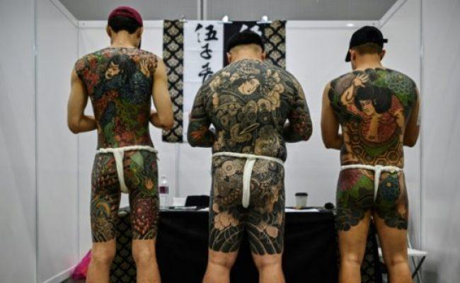 Malaysia Slams Tattoo Expo As Porn Over Half Naked Pics