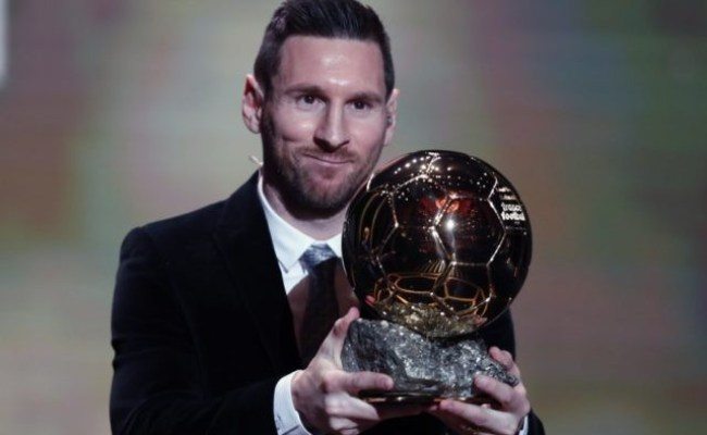 Messi Us Captain Rapinoe Win Ballon D Or Awards Breitbart