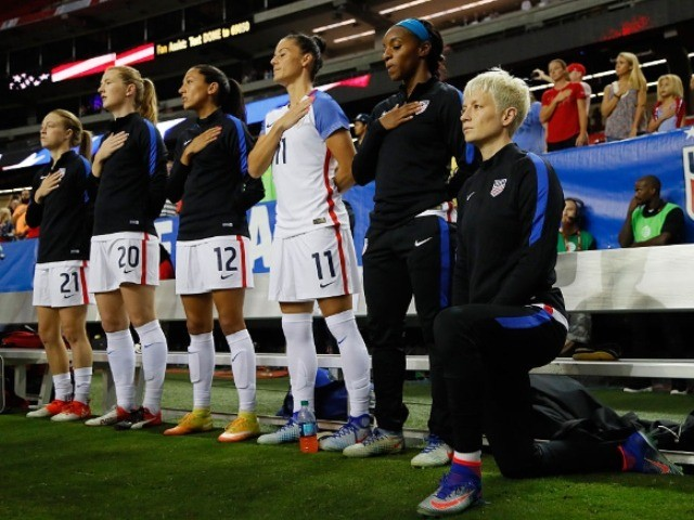 , Report: Olympic Organizers Ban Social Media Teams from Showing Athletes Taking a Knee, Nzuchi Times Breitbart