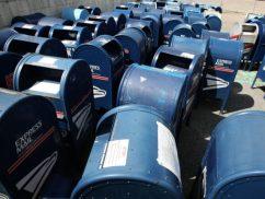 Mailboxes (Justin Sullivan / Getty)