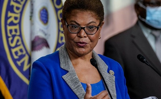 Karen Bass S Campaign Gave Nearly 100k To Nonprofit She