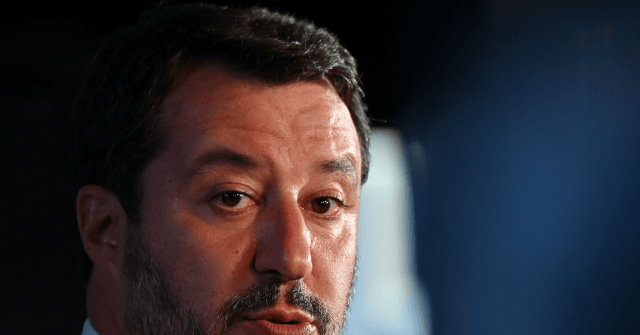 , Italian Populist Leader Salvini Claims Vaccine Not Necessary for Those Under 40, Nzuchi Times Breitbart