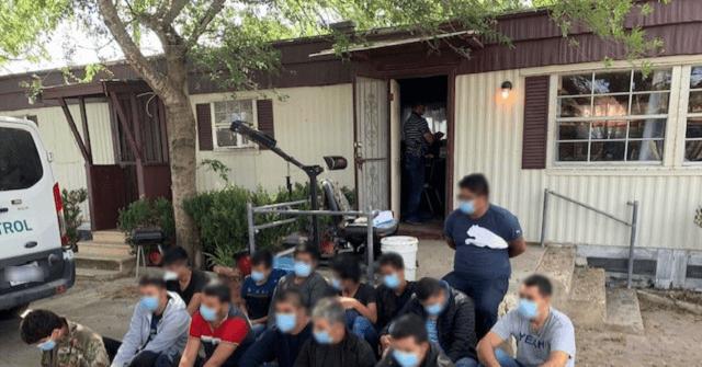 , 173 Migrants Found in Stash Houses near Border in Texas, Nzuchi Times Breitbart