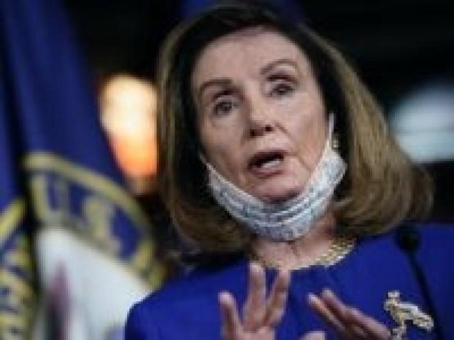 Pelosi: Climate Change Causing 'Humanitarian Challenge' at the Border