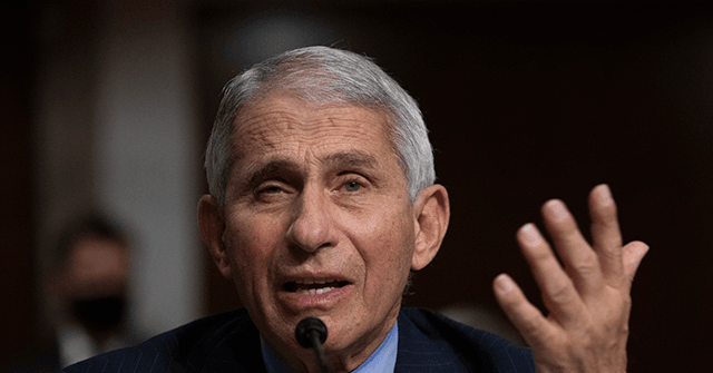 , Anthony Fauci: Lab Leak Theory a 'Very, Very, Very, Very Remote Possibility', Nzuchi Times Breitbart