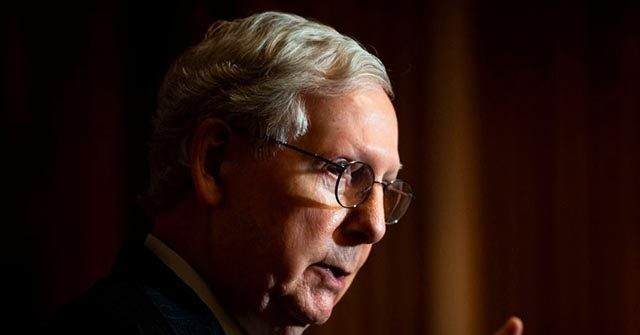 , Mitch McConnell Takes Stand on Debt Ceiling, Nzuchi Times Breitbart